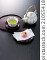 甜點 茶點 茶 21055418