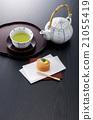 甜點 茶點 茶 21055419