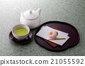 甜點 茶 茶點 21055592