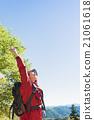 인물, 사람, 등산 21061618