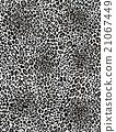 矢量 持續的 豹 21067449