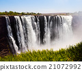 Majestic view of Victoria Falls 21072992