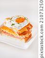 白麵包 麵包 三明治 21073250