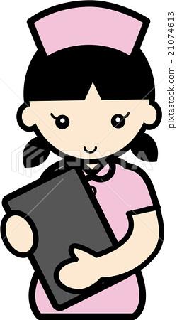护士 女孩 少女 21074613
