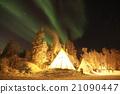 aurora, boreali, northern 21090447