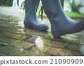 rain, rainy, rubber 21090909