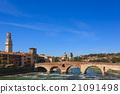 Verona panorama, Italy 21091498