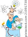 Crazy scientist 21091730