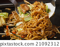 日式炒麵 和食 日本食品 21092312