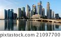 Singapore skyline 21097700