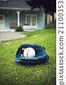 ลูกเบสบอล,ถุงมือ,เบสบอล 21100353