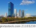 建筑 建筑群 高层 21103230