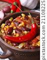 辣椒 豆子 豆 21108225