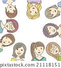 avatars people. women 21118151