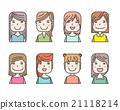 avatars people. women 21118214