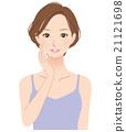 40 대 여성 미용 피부 관리 21121698