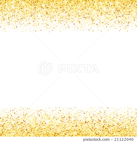 Abstract vector gold glitter star wave background stock for Glitter versiering