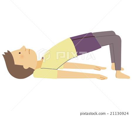 瑜伽 瑜珈 男性 21130924