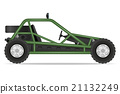 atv car buggy off roads vector illustration 21132249
