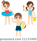 Children Beach Toys 21133460