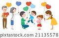 家庭 家族 家人 21135578