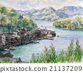 国家统计局 水彩 水彩画 21137209