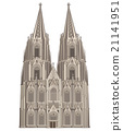 cologne cathedral 21141951