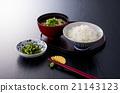 猪骨汤 豚汁 味增汤 21143123