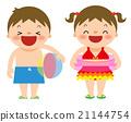 泳衣的孩子 21144754