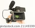 摄影机 摄像机 摄影师 21149399
