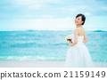 婚禮 婚紗 結婚禮服 21159149