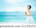 婚禮 婚紗 結婚禮服 21159153