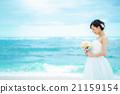 婚禮 婚紗 結婚禮服 21159154