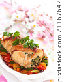 Turkey  breast for holidays. 21167642