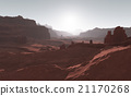Sunset on Mars 21170268