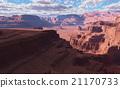 3D Fantasy desert landscape 21170733