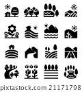 Landscape icon 21171798