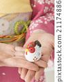 雞年 塑像 雜物 21174886