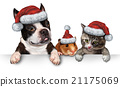 Christmas Pet sign 21175069