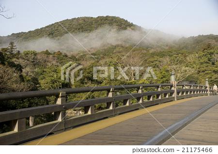 Ujibashi in Ise shrine in the shrine 21175466