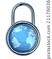 Internet Security Lock 21176036