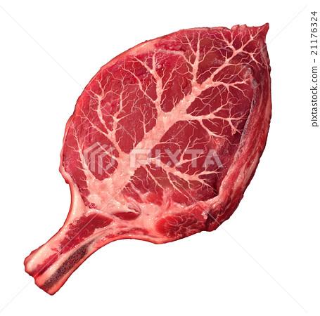 Organic Meat 21176324