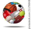 Sports Ball 21176648