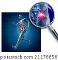 Sports Hip Injury 21176656