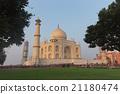 泰姬瑪哈陵 泰姬陵 印度 21180474