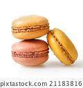 马卡龙 甜食 烘焙甜食 21183816