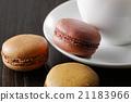 馬卡龍 甜點 甜食 21183966