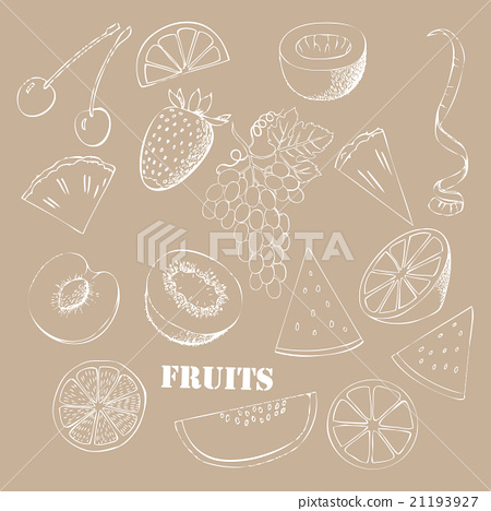 Background with fruit-04 21193927