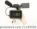 摄影机 摄像机 操作 21194592