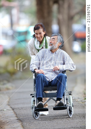 Image of elderly care 21198791